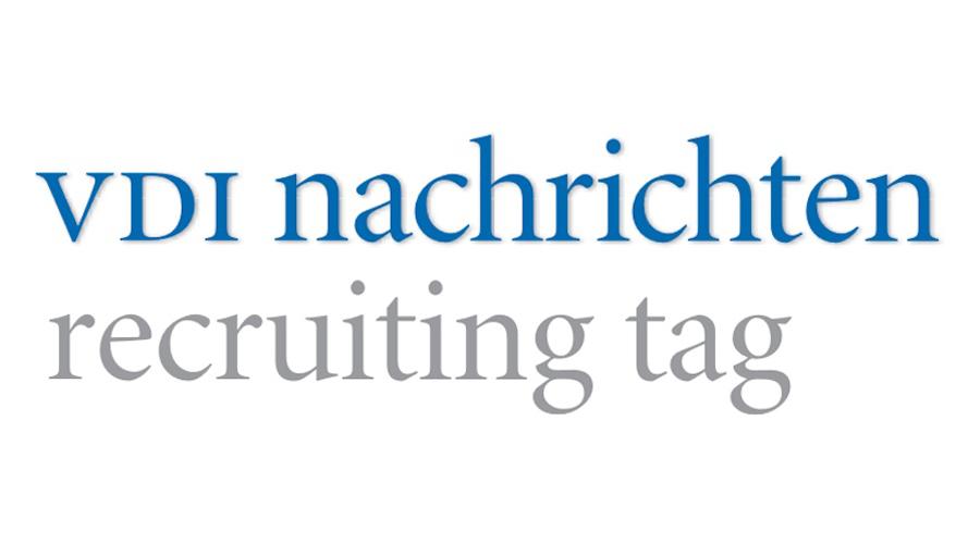 Logo: VDI Recrtuiting Tag | Foto: CEDIS GmbH