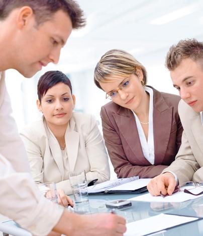 Projektleitung und -management