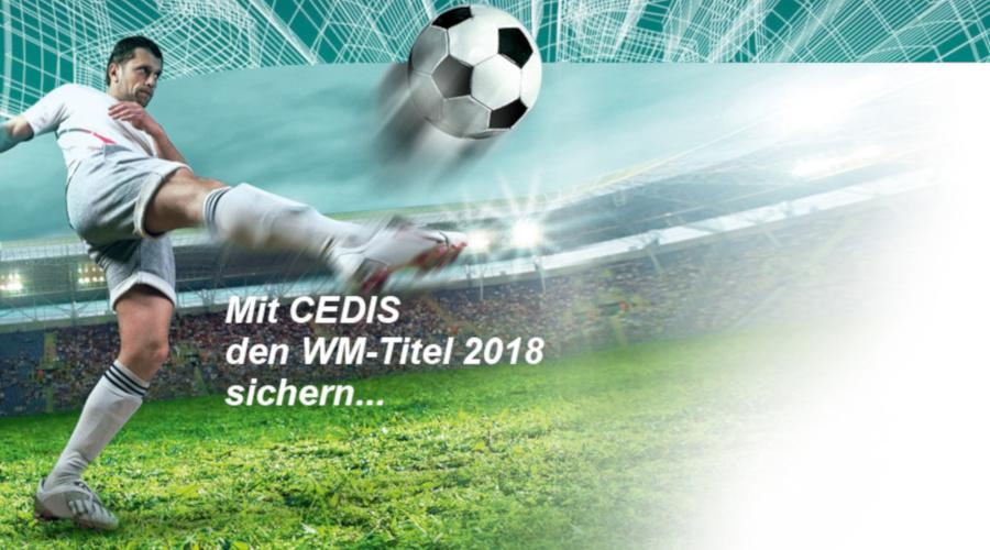 CEDIS WM-Titel | Foto: CEDIS GmbH