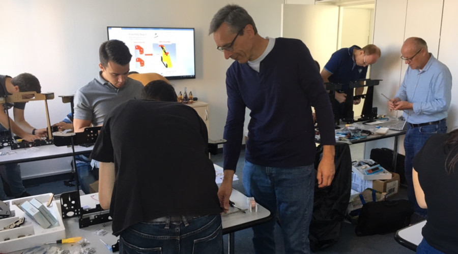 Workshop 3D-Printer   Foto: Cedis GmbH